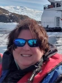 Enjoying Antarctica